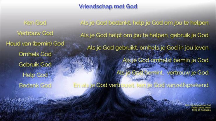 vriendschap met god gesprekkenmetgod.com