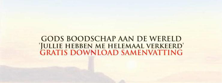 godsboodschap aan de wereld jullie hebben me helemaal verkeerd pdf download